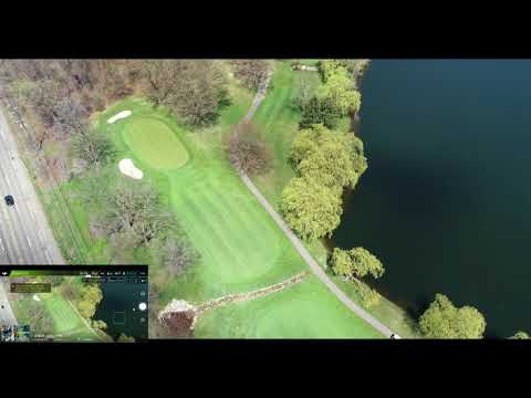 Pine Knob  DTE Energy Music Theater Drone Footage