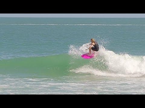 SURFING MINI SEBASTIAN INLET