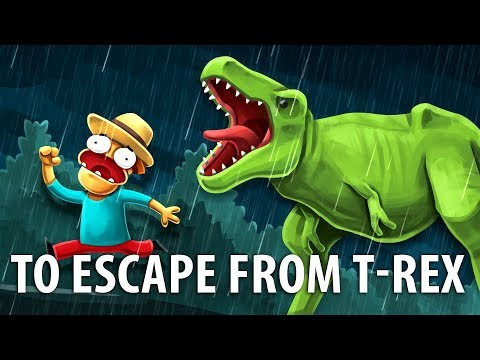Download Youtube: How To Survive Dinosaur Attack