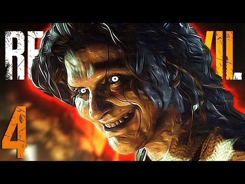 MOMMA'S NOT HAPPY... | Resident Evil 7 - Part 4