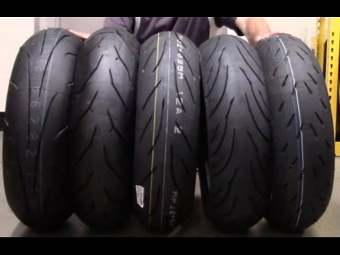 Contact Patch: Hypersport Tire Comparison (TRAILER)