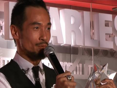 Moses Chan 陳豪 awarded TV Personality of the Year