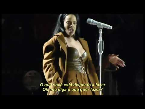 Rihanna  Kiss- It Better (Legendado)