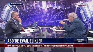 Teke Tek Özel - 05 Ağustos 2018-  Osmanlı – Batı ilişkileri - (Prof. Dr. İlber Ortaylı)