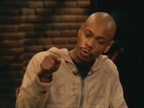 Dave Chapelle on calling people crazy