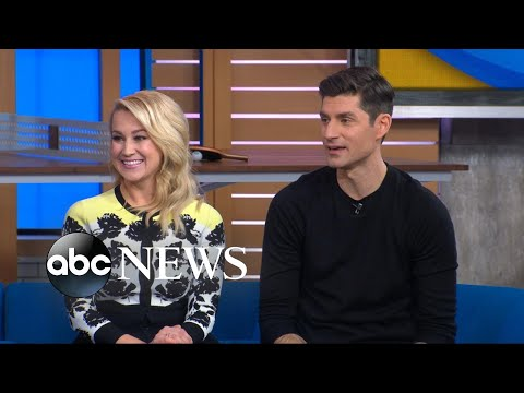 Ken Andrews - 'Pickler and Ben' stars to 'GMA Day'