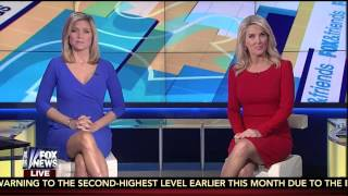 Ainsley Earhardt & Heather Childers 09-30-14