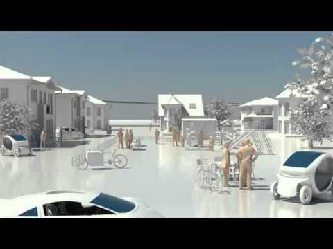 Animation Transport development and environment ok