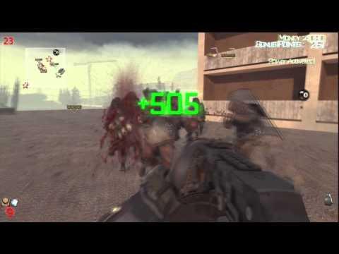 ► WTF !? Du Zombie Sur MW2 ! ◄