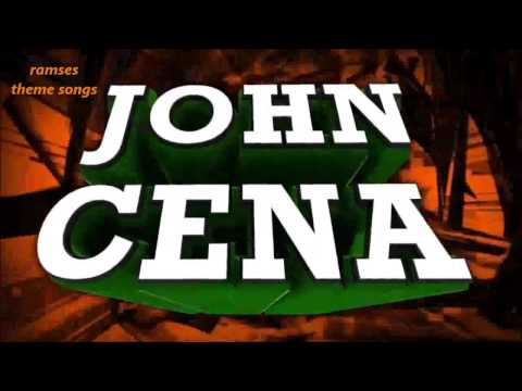 WWE John Cena New Theme Song 2016