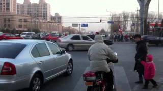 Beijing Morning Commute