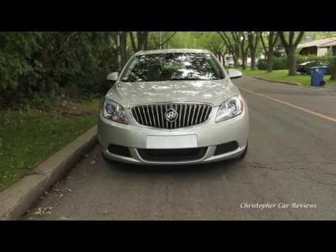 2016 Buick Verano Review