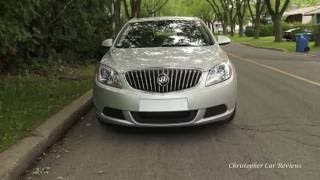 2016 Buick Verano Review