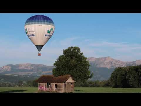 Vol Montgolfière Hautes Alpes Champsaur