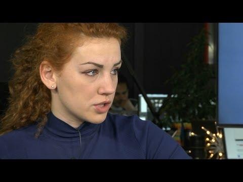 Леся Оробець на Hromadske.TV