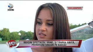 WOWBIZ (18.06.2018) -  Irinel Columbeanu si tanara iubita, promisiuni de viitor! Partea 3