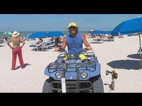 Community support for Englewood Beach Guy, saves his business
