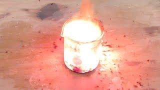 Extreme Oxidation - Make Manganese Heptoxide