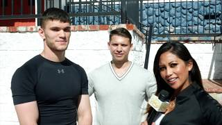 Ali Akhmedov: I don't like to talk; I'd rather show my skills in the ring!