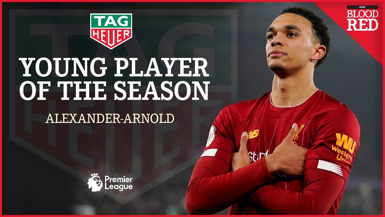Trent Alexander-Arnold nominated for TAG Heuer Premier League 'Young Player of the Season'