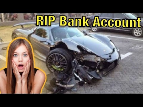 Million Dollar Car Ruined In Seconds (Instagram Car Fails)