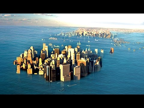 The World After Sea-Level Rise