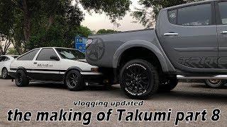 Video The Making Of Takumi Part 8 (Initial D malaysia) download MP3, 3GP, MP4, WEBM, AVI, FLV April 2018