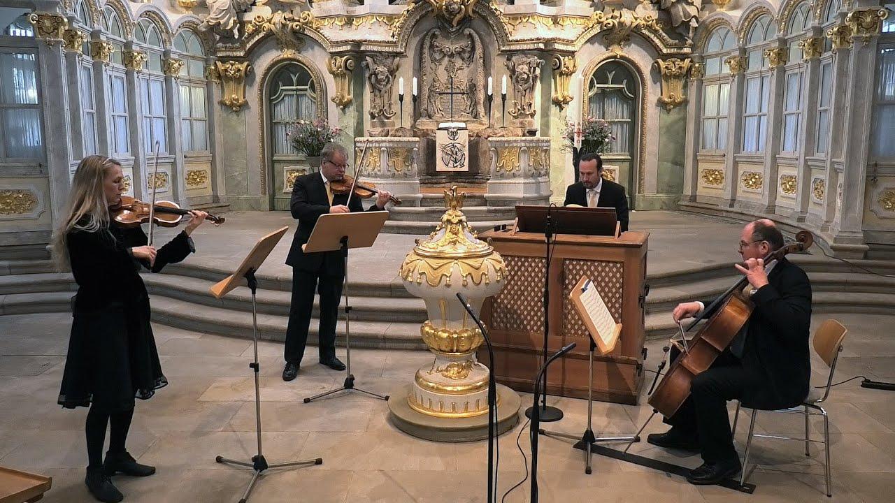 Grüße vom ensemble frauenkirche dresden #1