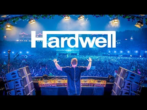 Best Moments of Hardwell - Tomorrowland (Part 1)