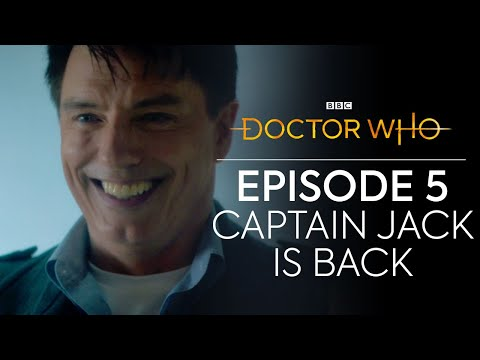 Video: John Barrowman on Jack's Series 12 Return | Doctor ...