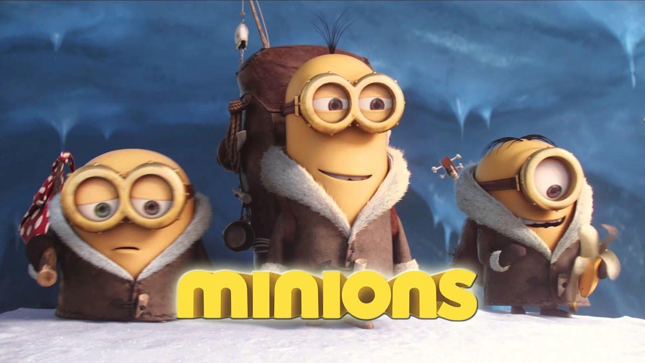 Trailer Minions Der Film