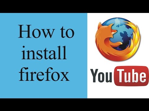 how to download mozilla firefox on pc