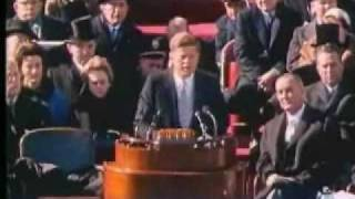 JFK Inaugural Address 1 of 2