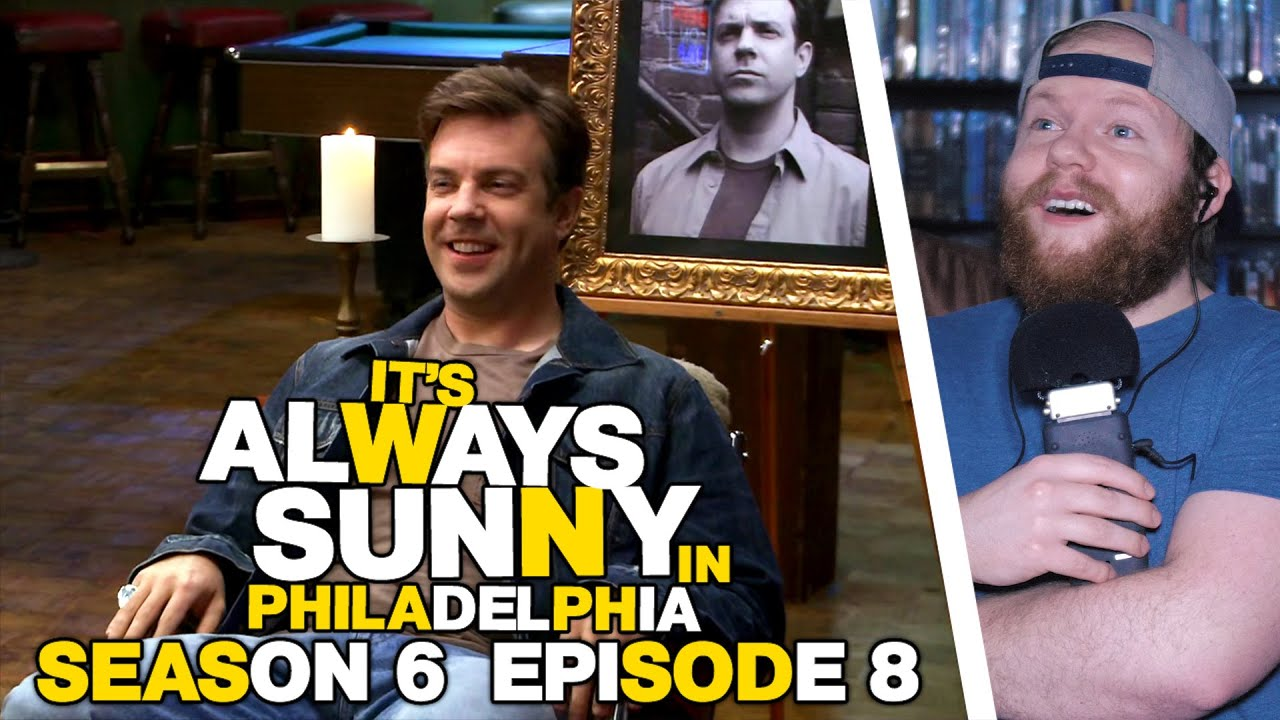 Download It's Always Sunny 6x8 Reaction: The Gang Gets a New Member
