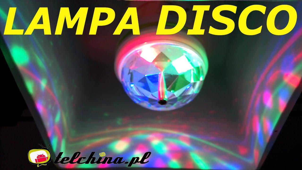 disco lampa