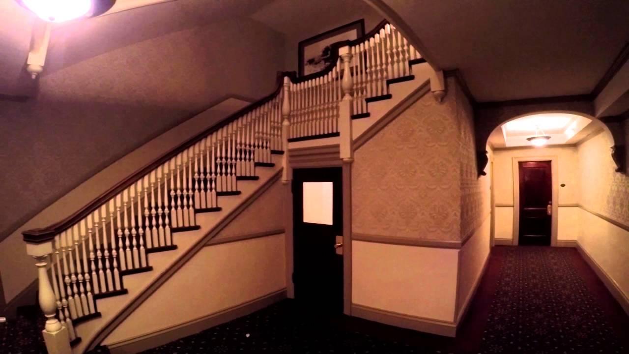 The Stanley Hotel 2 Floor Door Closing Room 217