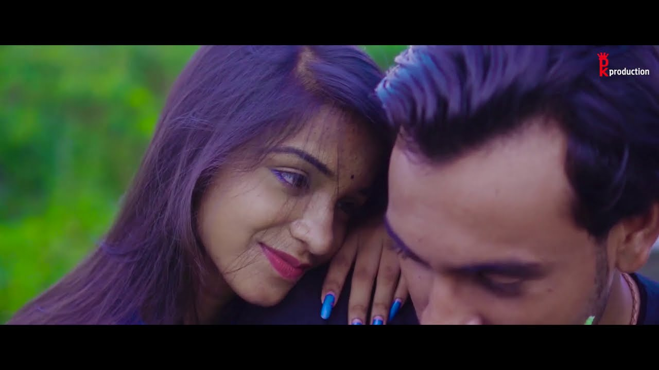 Ruk Ja O Dil Deewane | Cute College Lovestory | Shahrukh Khan |DDLJ | Prem & Shruti |PK Production