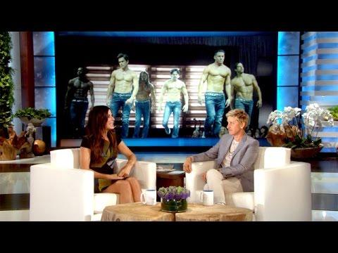 Sandra Bullock Talks 'Minions'