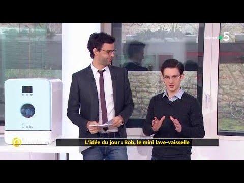 Lidée Du Jour Bob Le Lave Vaisselle Miniature Youtube