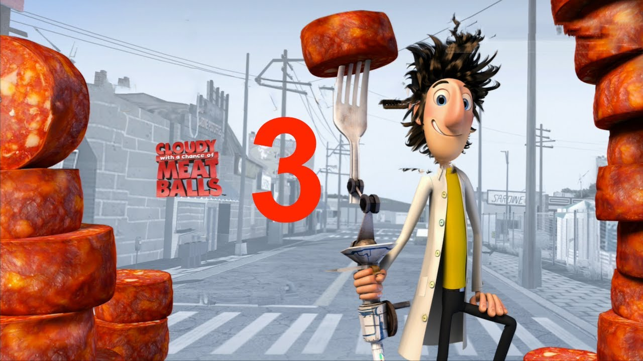 Cloudy With Chance Of Meatballs Walkthrough
