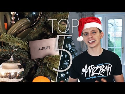 Top 5 Tech Christmas Gifts!