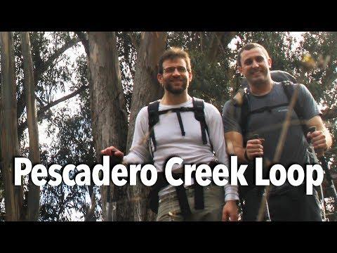 Pescadero Creek Loop Backpack