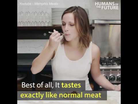 Are You Ready To Eat Meat Without Killing Animals
