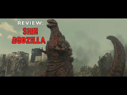 Shin Godzilla Movie Review