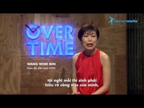 Bí quyết bà Wang Whee Min - Tổng giám đốc NYDC