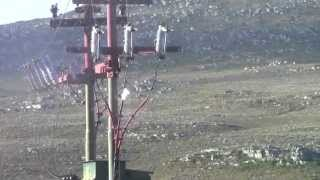 Electrical Transformer Explosion, Scarborough, Cape Town, South Africa