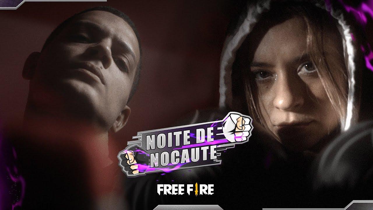 CEROL E VOLTAN NA NOITE DE NOCAUTE DO FREE FIRE!