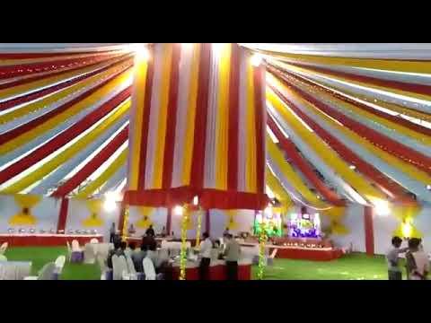 Wedding pandal decoration idea youtube wedding pandal decoration idea junglespirit Choice Image