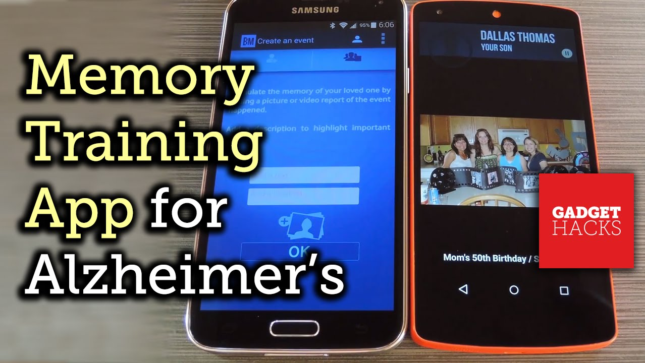 Use Android To Help Loved Ones With Alzheimer's Preserve