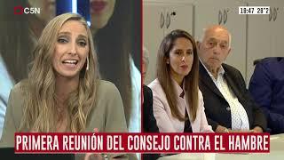 Primera reunión del consejo contra el hambre. Análisis en El Diario